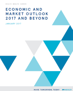 Economic and Market Outlook 2017 and Beyond
