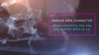 Mercer Data Connector